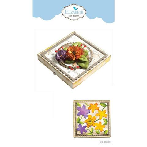 Elizabeth Craft Design - Pizza Box, Stanssisetti