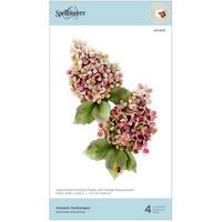 Spellbinders - Dies By Susan Tierney-Cockburn, Stanssisetti, Autumn Hydrangea