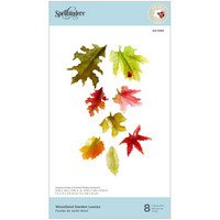 Spellbinders - Dies By Susan Tierney-Cockburn, Stanssisetti, Woodland Garden