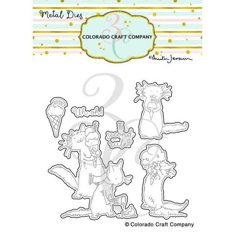 Colorado Craft Company - Ice Cream Day-By Anita Jeram, Stanssisetti