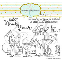 Colorado Craft Company - Party Time-By Anita Jeram, Leimasetti