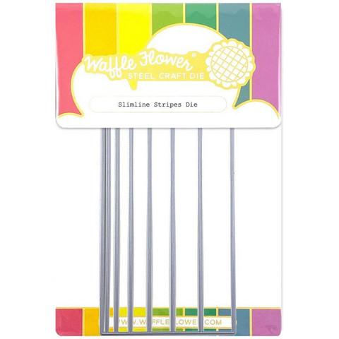 Waffle Flower - Slimline Stripes, Stanssisetti