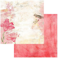 49 and Market - Vintage Artistry Blush Double-Sided Cardstock 12