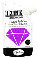 Aladine - IZINK Diamond, Fuchsia, Kimallemaali, 80ml