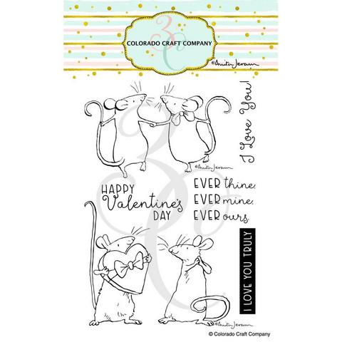 Colorado Craft Company - Ever Thine-By Anita Jeram, Leimasetti