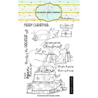 Colorado Craft Company - Christmas Presents-By Anita Jeram, Leimasetti
