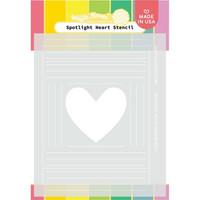 Waffle Flower - Spotlight Heart, Sapluuna