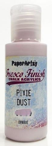 Paper Artsy - Fresco Finish, Akryylimaali, Pixie Dust, 50ml