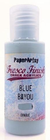 Paper Artsy - Fresco Finish, Akryylimaali, Blue Bayou, 50ml
