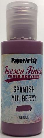Paper Artsy - Fresco Finish, Akryylimaali, Spanish Mulberry, 50ml