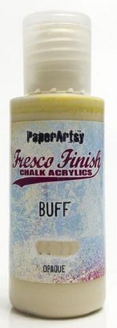 Paper Artsy - Fresco Finish, Akryylimaali, Buff, 50ml