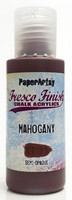 Paper Artsy - Fresco Finish, Akryylimaali, Mahogany, 50ml
