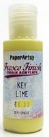 Paper Artsy - Fresco Finish, Akryylimaali, Key Lime, 50ml