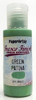 Paper Artsy - Fresco Finish, Akryylimaali, Green Patina, 50ml
