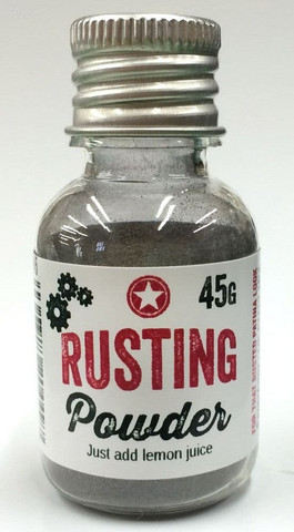 Paper Artsy - Rusting Powder, 45g