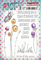 Paper Artsy - JOFY11, Leimasetti, A5