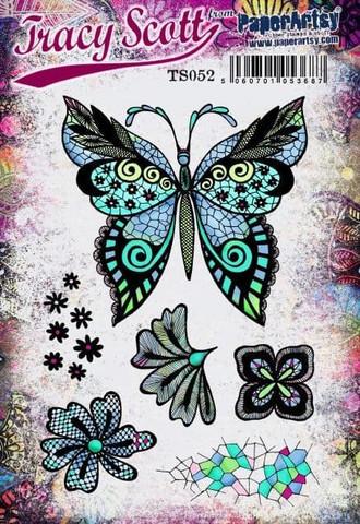 Paper Artsy - Tracy Scott 052, Leimasetti, A5