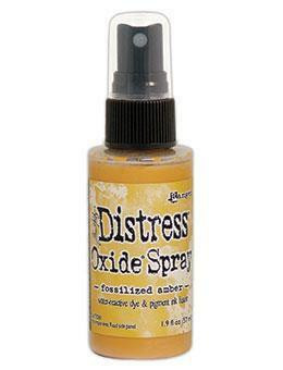 Tim Holtz - Distress Oxide Spray, Fossilized Amber