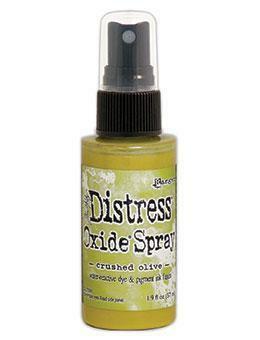 Tim Holtz - Distress Oxide Spray, Crushed Olive