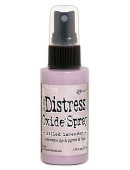 Tim Holtz - Distress Oxide Spray, Milled Lavender