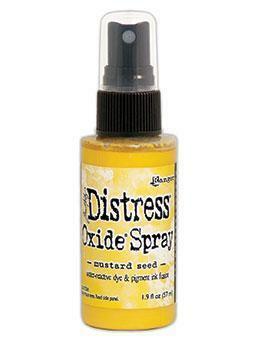 Tim Holtz - Distress Oxide Spray, Mustard Seed