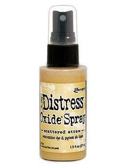 Tim Holtz - Distress Oxide Spray, Scattered Straw