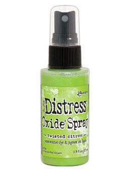 Tim Holtz - Distress Oxide Spray, Twisted Citron