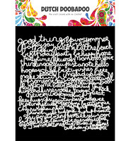 Dutch Doobadoo - Text, 6