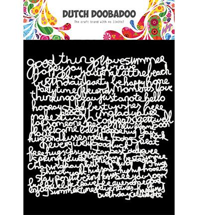 Dutch Doobadoo - Text, 6