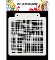 Dutch Doobadoo - Linnen, A5, Sapluuna