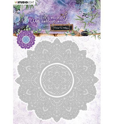Studio Light - Jenine`s Mindful, Time to Relax 2.0 nr.12, Mandala, Stanssisetti