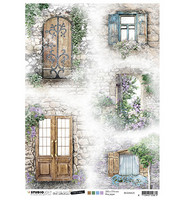 Studio Light - Jenine`s Mindful, Time to Relax 2.0, Rice Paper, Doors & Windows Nr.35