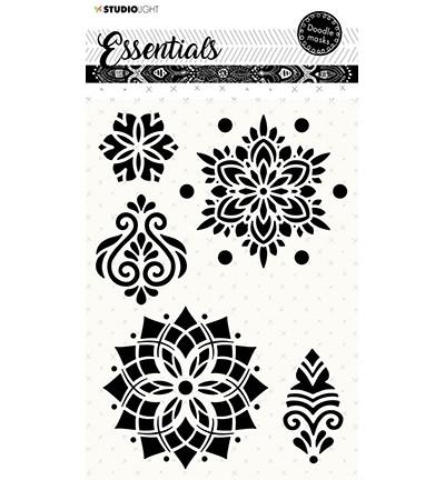 Studio Light - Mask Doodle Essentials nr.59, Sapluuna