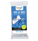Creall - Do & Dry Air-Drying Modelling Paste, White, 500g, Muotoilumassa