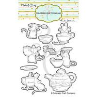 Colorado Craft Company - Tea Time Fun-By Anita Jeram, Stanssisetti
