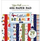 Echo Park - Little Dreamer Boy, Paper Pad 6