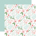 Carta Bella - Flower Garden Double-Sided Cardstock 12