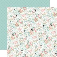 Carta Bella - Flower Garden Double-Sided Cardstock 12