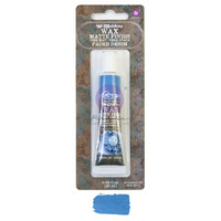 Prima Marketing - Finnabair Art Alchemy Matte Wax, Faded Denim