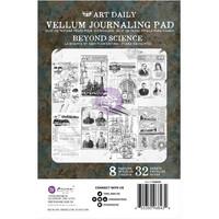 Prima Marketing - Art Daily Vellum Pad, Beyond Science