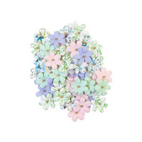 Prima Marketing - Watercolor Floral, Mulberry Flowers, Watercolor Beauty