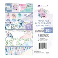 Prima Marketing - Watercolor Floral, Paperikko, 6