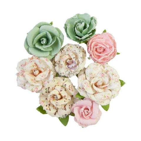 Prima Marketing - My Sweet By Frank Garcia, Mulberry Flowers, All For You