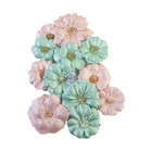 Prima Marketing - Magic Love By Frank Gracia, Mulberry Flowers, Pastel Dreams