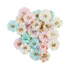 Prima Marketing - Magic Love By Frank Gracia, Mulberry Flowers, Pixies
