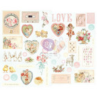 Prima Marketing - Magic Love By Frank Garcia Chipboard Stickers, 44 osaa
