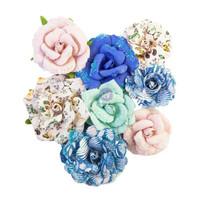 Prima Marketing - Nature Lover, Mulberry Flowers, Bird Waltz