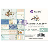 Prima Marketing - Nature Lover, Journaling Notecards, 4