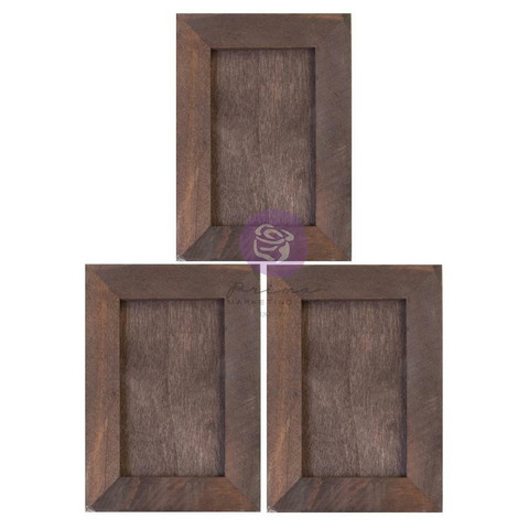 Prima Marketing - Nature Lover, Wood Frames, 3 kpl