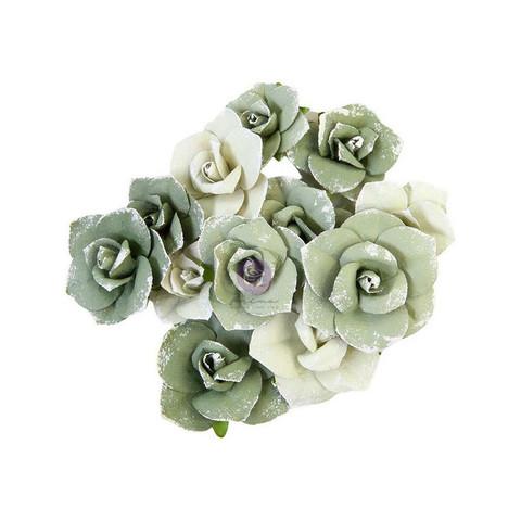 Prima Marketing - Diamond, Mulberry Flowers, Courage